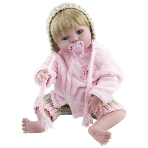 Купить Кукла Reborn Kids Влада, 55 см, 72-101, Куклы и пупсы