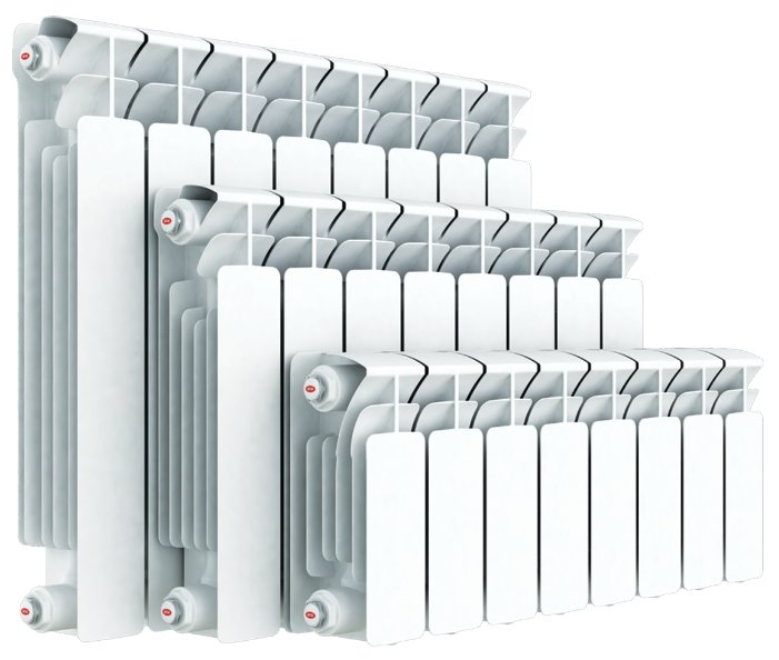 Радиатор биметаллический Rifar Base 500 x5