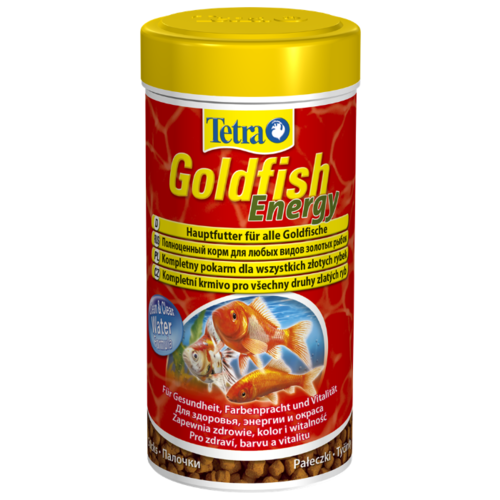 Сухой корм для рыб Tetra Goldfish Energy 250 мл сухой корм для рыб tetra goldfish 10000 мл