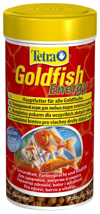 Сухой корм Tetra Goldfish Energy для рыб