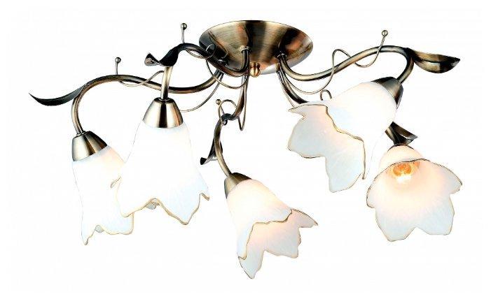 Потолочный светильник Arte Lamp A6066PL-5AB, бронза