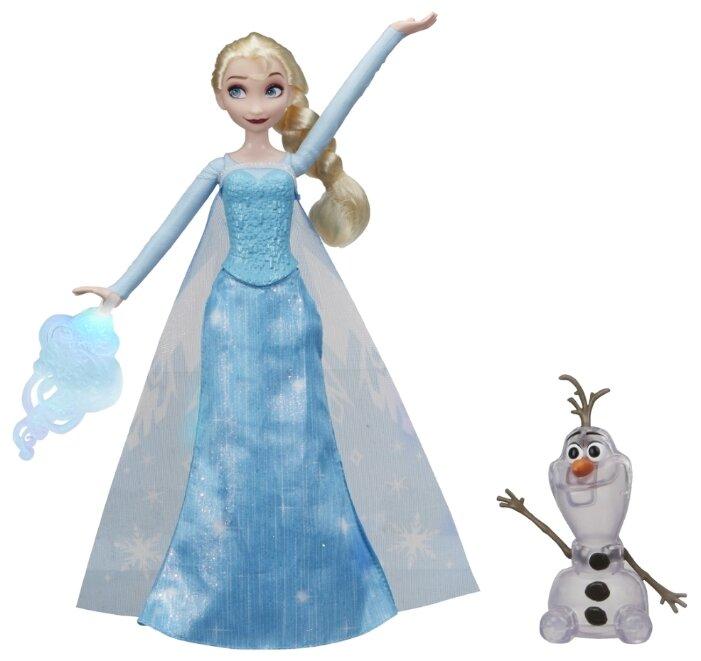Кукла Hasbro Холодное сердце Эльза и волшебство, 30 см, E0085