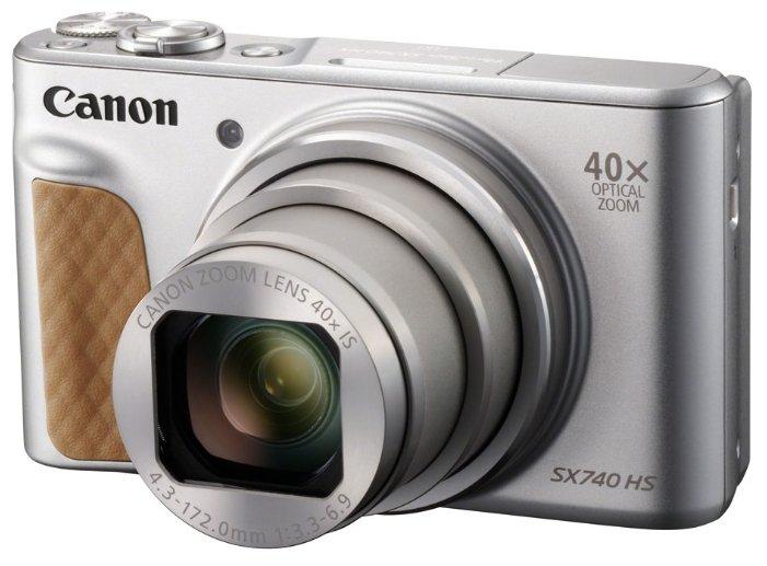 Canon Компактный фотоаппарат Canon PowerShot SX740 HS