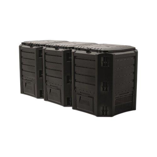 Компостер Prosperplast IKSM1200C-S411 (1200 л) черныйКомпостеры<br>