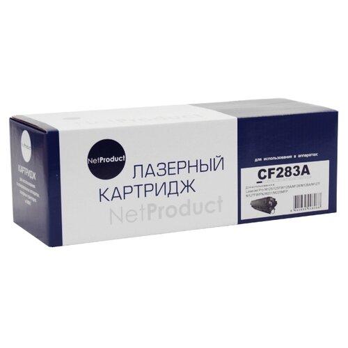 Фото - Картридж Net Product N-CF283A, совместимый картридж net product n 106r01374 совместимый