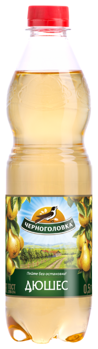 Газированный напиток Черноголовка Дюшес
