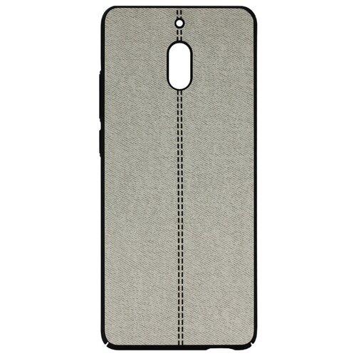 Чехол Volare Rosso Jeans для Nokia 2.1 серый