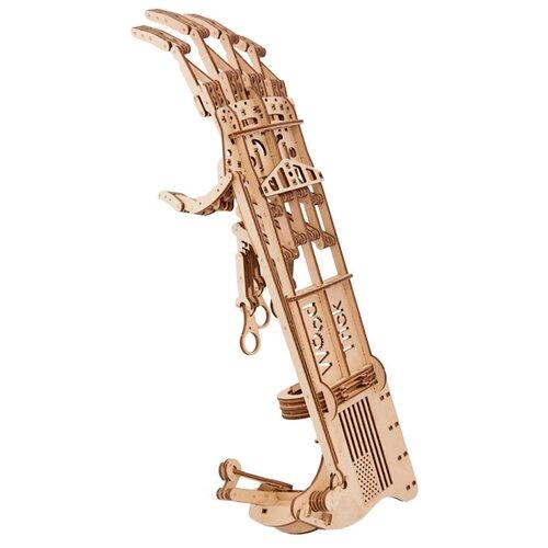 Купить Сборная модель Wood Trick Механическая рука (1234-8), Сборные модели