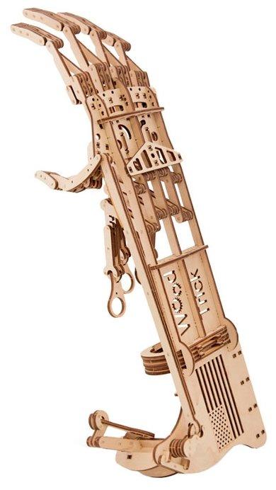 Сборная модель Wood Trick Механическая рука (1234-8)