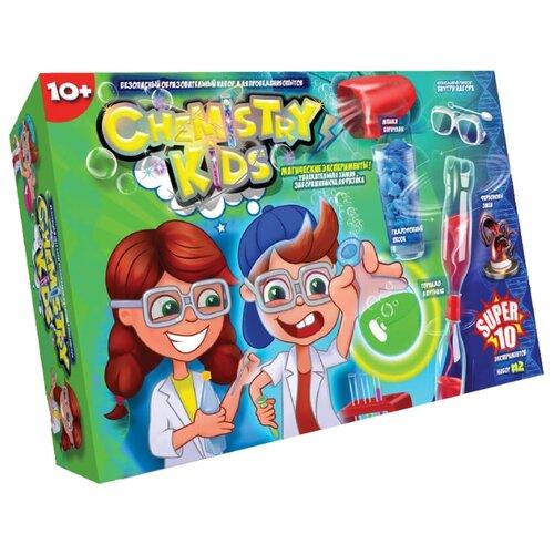 Купить Набор Danko Toys Chemistry Kids Магические эксперименты Набор 2, Наборы для исследований