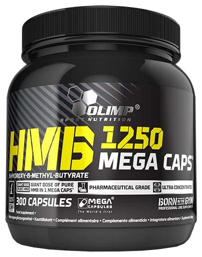 Аминокислота Olimp HMB Mega Caps (300 капсул)