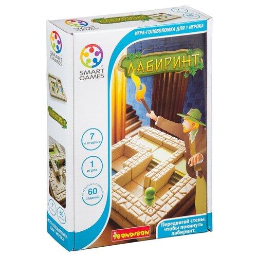 Купить Головоломка BONDIBON Smart Games Лабиринт (BB0897), Головоломки