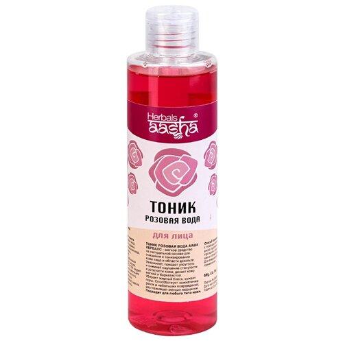 Aasha Herbals Тоник Розовая вода 200 млТонизирование<br>