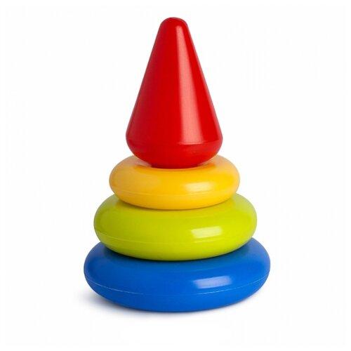 Купить Пирамидка Росигрушка Клепа 9209, Пирамидки