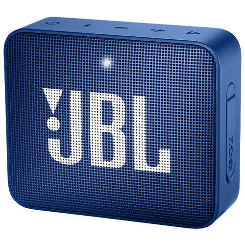 цена на Портативная акустика JBL GO 2 Deep Sea Blue
