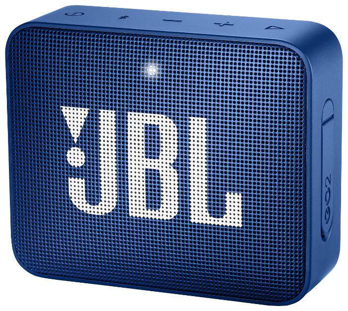 Портативная акустика JBL GO 2 Deep Sea Blue
