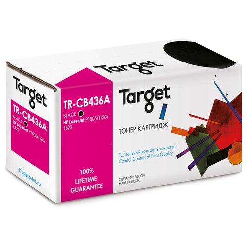 Фото - Картридж Target TR-CB436A, совместимый картридж target tr 106r02773