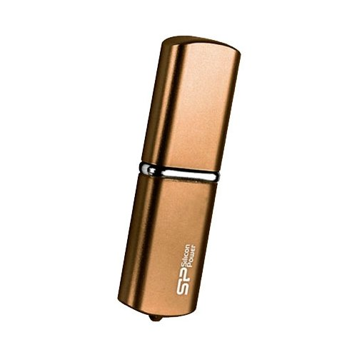Фото - Флешка Silicon Power LuxMini 720 16Gb bronze usb флешка silicon power luxmini 720 pink 32gb sp032gbuf2720v1h usb 2 0