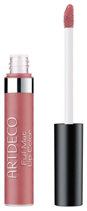 ARTDECO жидкая помада для губ Full Mat Lip Color стойкая матовая