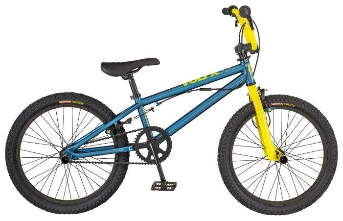 Подростковый BMX велосипед Scott Volt X 30 (2018)