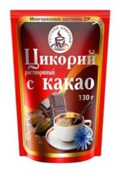 Цикорий РУССКИЙ ЦИКОРИЙ растворимый с какао