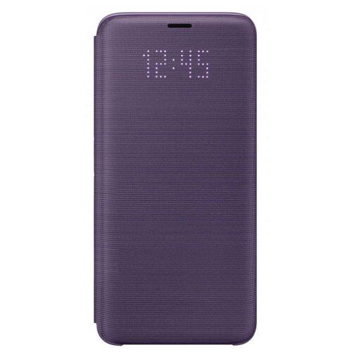 Чехол Samsung EF-NG960 для Samsung Galaxy S9 фиолетовыйЧехлы<br>