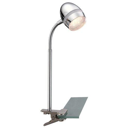 Настольная лампа на прищепке светодиодная Globo Lighting MANJOLA 56206-1K, 3 Вт 56206 1t manjola настольная лампа