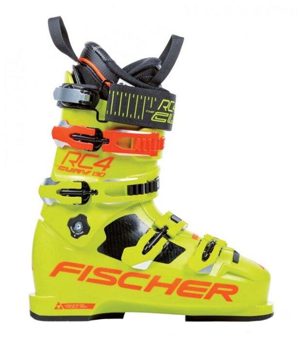 Ботинки для горных лыж Fischer RC4 Curv 130 Vacuum Full Fit