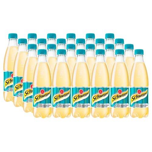 Газированный напиток Schweppes Bitter Lemon, 0.5 л, 24 шт.