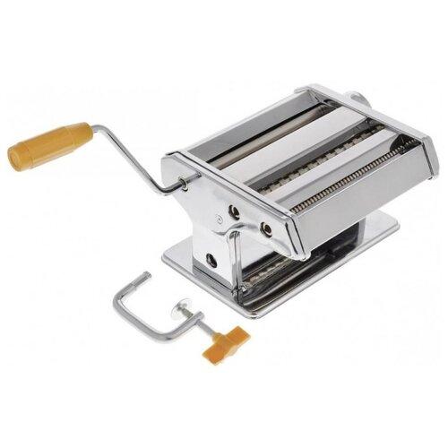 Машинка для изготовления пасты BRADEX Феттучине серебристый