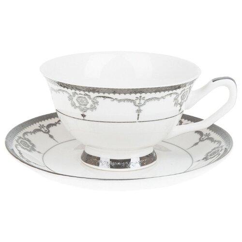 """Best Home Porcelain Чайная пара """"Rochelle"""" 200 мл (подарочная упаковка)"""
