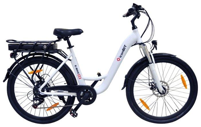 Электровелосипед iconBIT K9