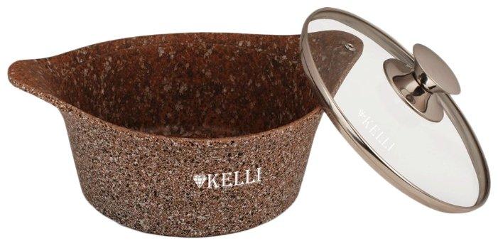 Кастрюля Kelli KL-4070-28 8 л