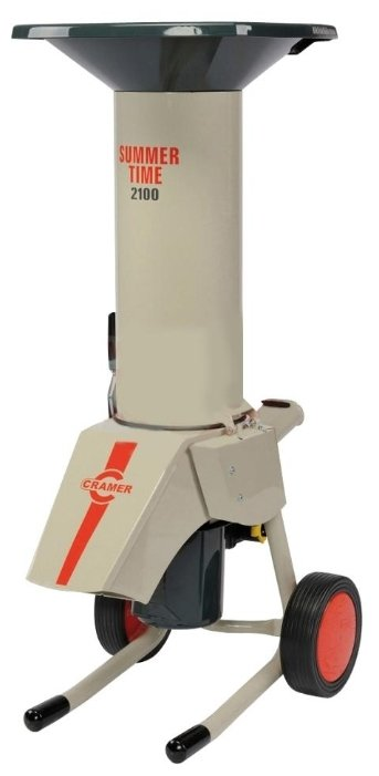 Измельчитель электрический Cramer SUMMERTIME 2100 2.1 кВт