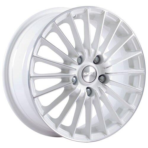 Фото - Колесный диск SKAD Веритас 6x15/5x105 D56.7 ET39 Алмаз белый колесный диск skad женева 7x18 5x105 d56 7 et38 алмаз белый