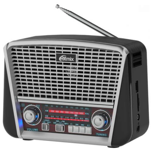 Радиоприемник Ritmix RPR-065 silverРадиоприемники<br>