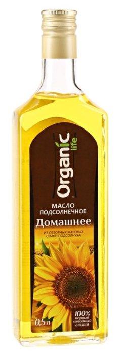Специалист Масло подсолнечное Домашнее Organic life