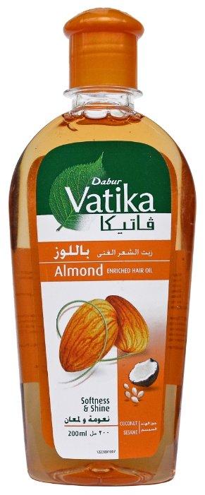 Dabur Vatika Миндальное масло для волос