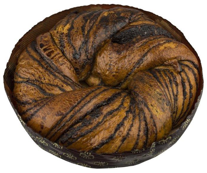 Golden cookies Дрожжевой пирог-кранч Азаав шоколадный