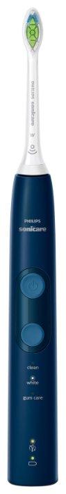 Электрическая зубная щетка Philips Sonicare ProtectiveClean 5100 HX6851