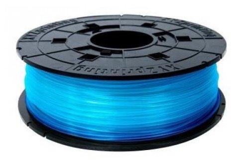 PLA пруток XYZPrinting 1.75 мм прозрачно-синий