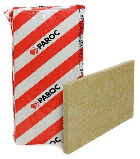 Каменная вата Paroc SSB 1 1200x600х30мм 10 шт