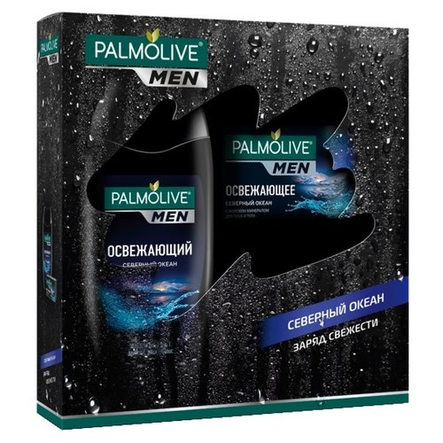 Набор Palmolive Men Северный океанНаборы<br>