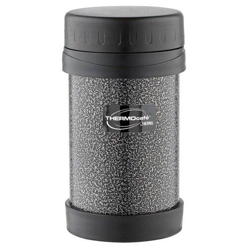 Фото - Термос для еды Thermos HAMJNL-500FJ (0,5 л) черный термос 1 2 л thermos king sk2010 черный 712608