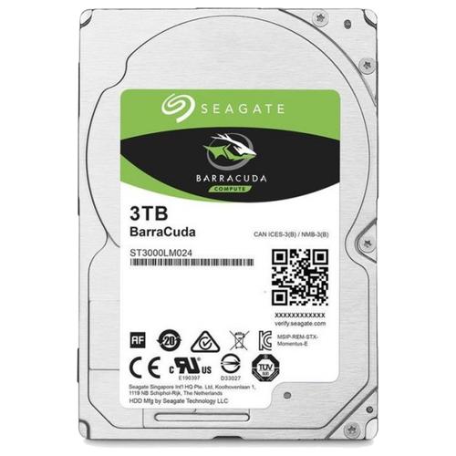 Жесткий диск Seagate Barracuda 3 TB ST3000LM024