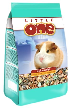 Корм для морских свинок Little One Guinea Pigs