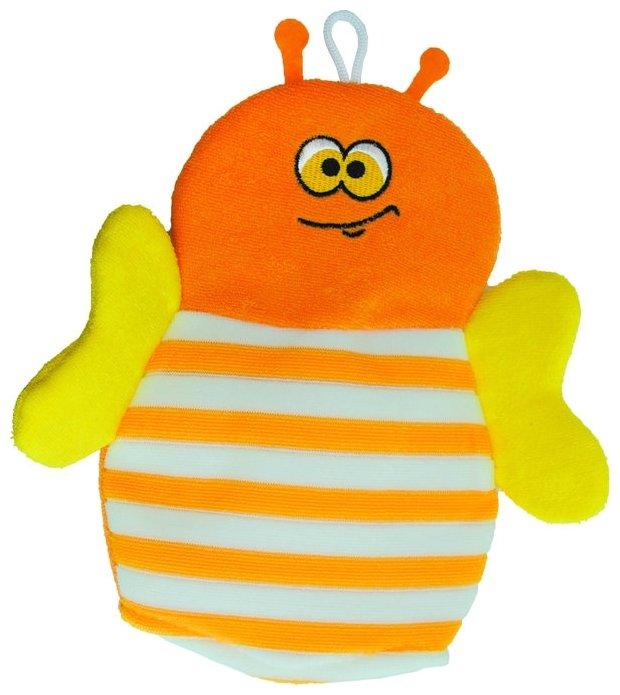 Мочалка Beauty format Пчелка (58735-7167)