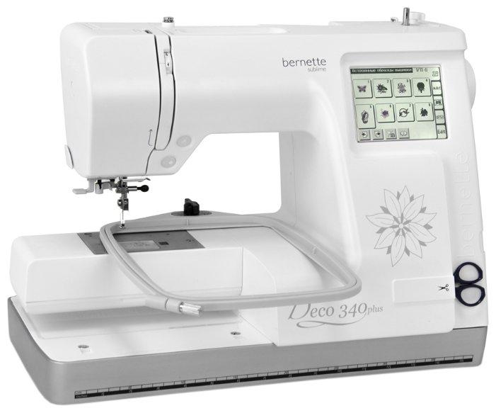 Вышивальная машина Bernina Bernette DECO 340 Plus