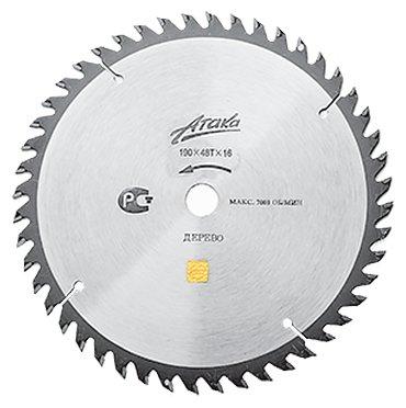 Пильный диск Атака Профи (8079440) 350х50 мм