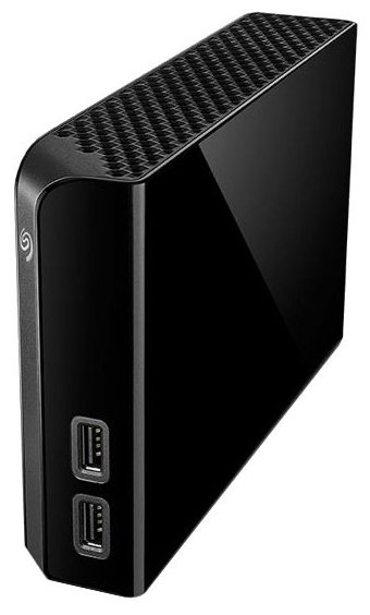 Внешний HDD Seagate Backup Plus Hub 4 ТБ